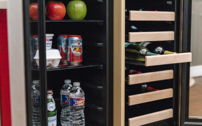 Servco Home and Appliance Now Carrying Azure, A New Line of Undercounter Refrigeration