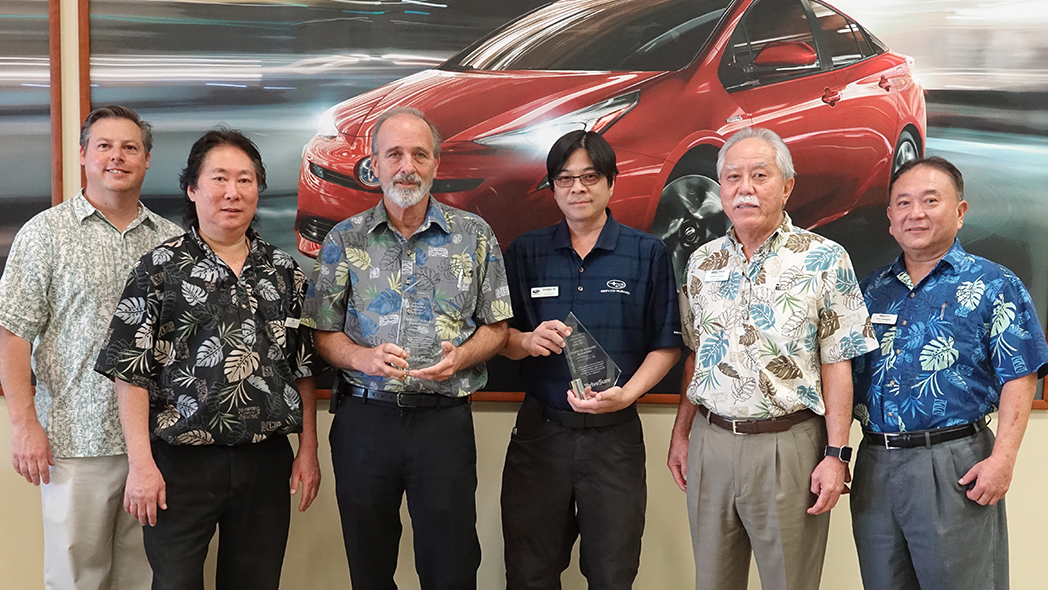 Servco Dealerships Receive 2016 – 2017 Driving Excellence Award