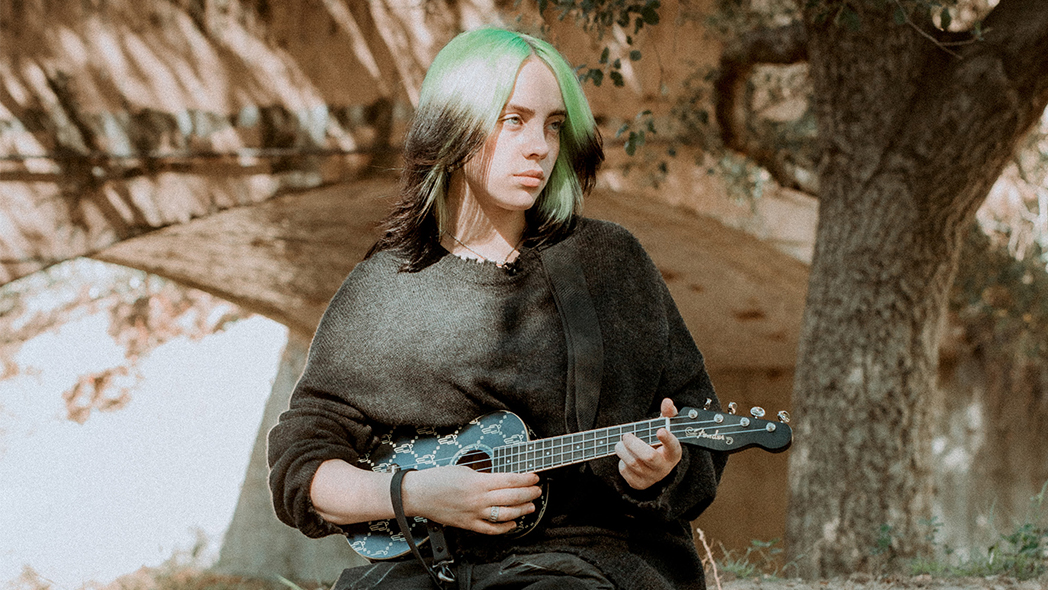 Fender Launches Signature Ukulele with Five-Time Grammy® Award-Winner Billie Eilish